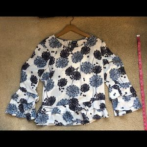 ANA Floral Blouse
